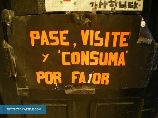 Consuma!