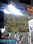 Se necesitan clientes
