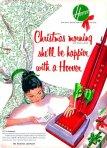 La mañana de navidad (y para siempre), ella será más feliz con una Hoover