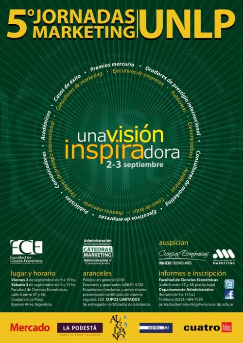 5 Jornadas de Marketing UNLP